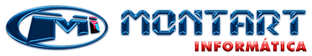 Assistência Técnica de Informática em Lauro de Freitas - Conserto de Notebooks - Logo Montart Informática