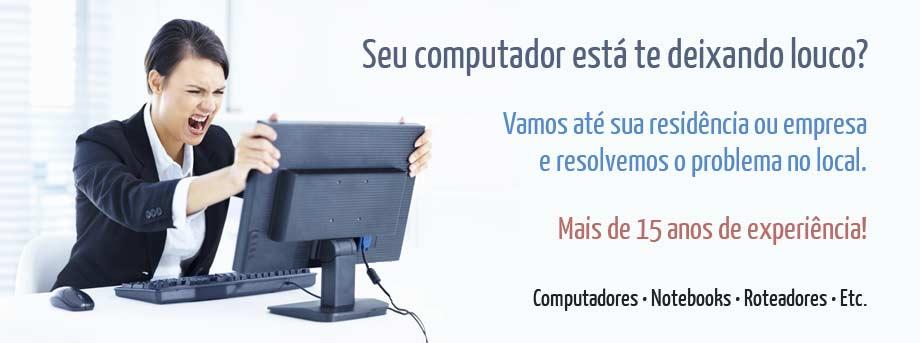 Assistência Técnica de Informática em Lauro de Freitas - Conserto de Notebooks