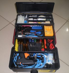 Ferramentas - Manutenção de computadores em Lauro de Freitas e Região Metropolitana de Salvador